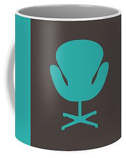Swan Chair II Coffee Mug