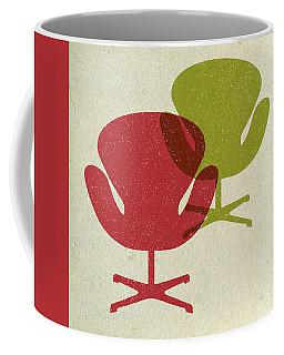Swan Chairs I Coffee Mug