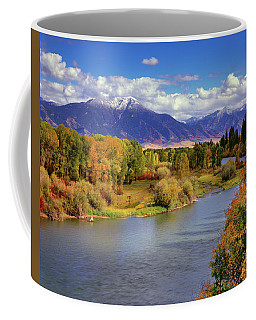 Swan Valley Autumn Coffee Mug