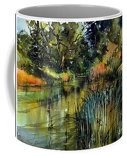 Sweet Flag In The Lake Coffee Mug