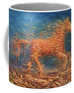Swirly Horse 1 Coffee Mug