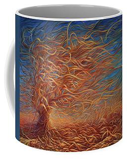 Swirly Tree 2 Coffee Mug