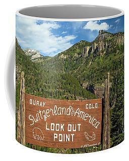 Switzerland Of America Coffee Mug