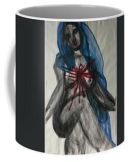 Swollen Heart Coffee Mug