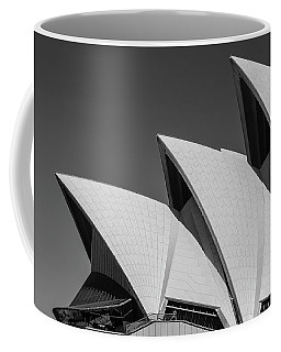 Coffee Mug featuring the photograph Sydney_opera by Mark Shoolery