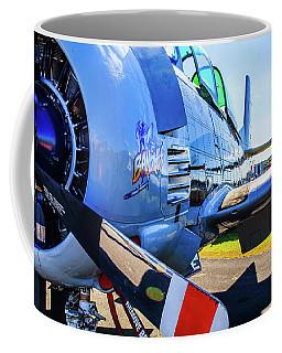 T-28b Trojan Banshee  Coffee Mug