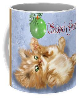 Tabby Greetings Coffee Mug