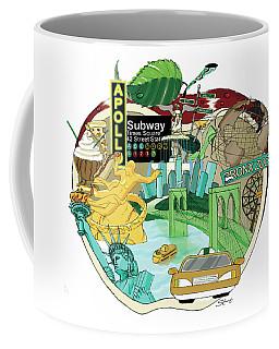 Take A Bite Coffee Mug
