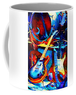 Coffee Mug featuring the digital art Taking A Break by Pennie McCracken