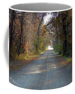 Taking Me Back Coffee Mug