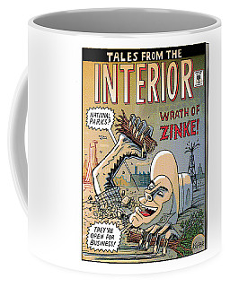 Tales From The Interior Coffee Mug