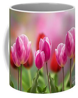 Tall Tulips Coffee Mug