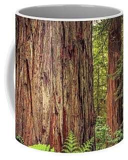 Tallest Living Things On Earth Coffee Mug