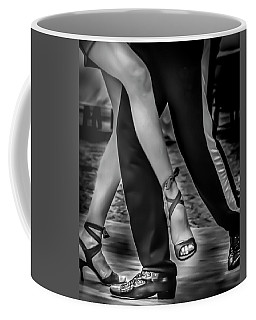 Tango Of Feet Coffee Mug