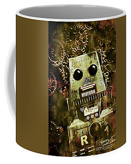 Tanker The War Mech Coffee Mug