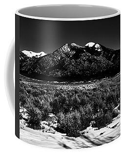 Taos Mountain In The Zone Coffee Mug