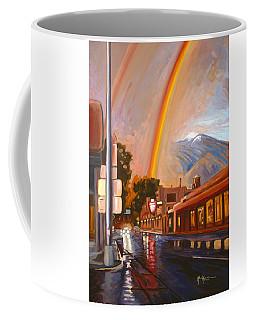 Taos Rainbow Coffee Mug