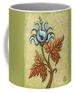 Tapestry Flower 2 Coffee Mug