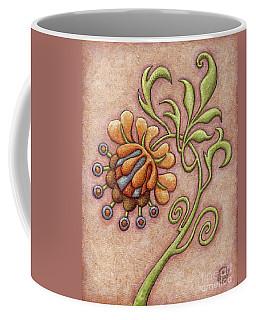 Tapestry Flower 10 Coffee Mug