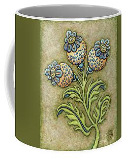 Tapestry Flower 6 Coffee Mug