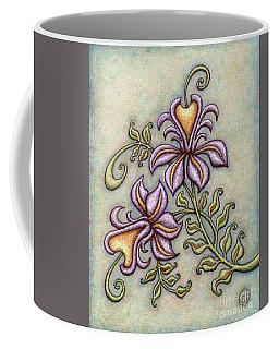 Tapestry Flower 8 Coffee Mug