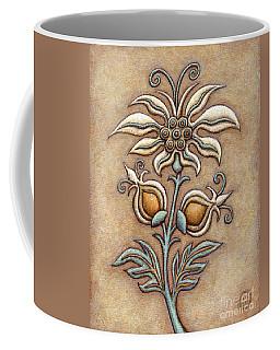 Tapestry Flower 9 Coffee Mug