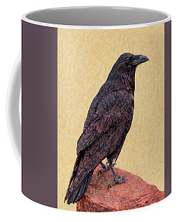 Coffee Mug featuring the photograph Tapestry by Mary Hone