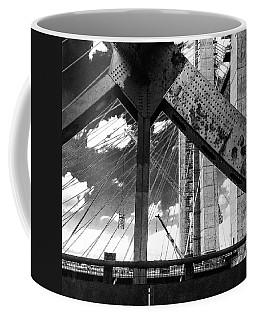 Tappan Zee Bridge - Old One Coffee Mug