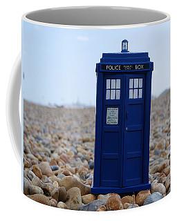 Tardis - Vacation Coffee Mug