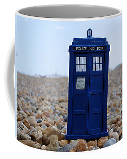 Tardis - Vacation Coffee Mug