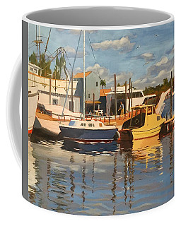 Tarpon Springs Harbour Coffee Mug
