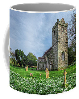 Tarrant Crawford - England Coffee Mug