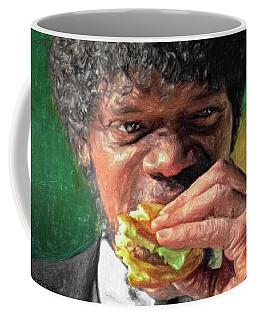 Tasty Burger Coffee Mug