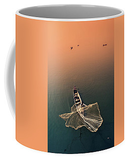 Taungthaman Lake Coffee Mug