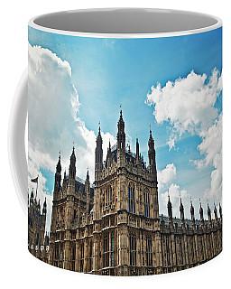 Tea Time With Big Ben At Westminster II Coffee Mug
