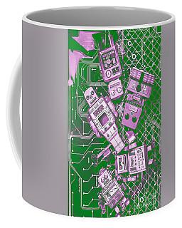 Tech Borg Centre Coffee Mug