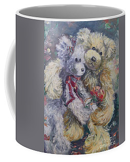Teddy Bear Honeymooon Coffee Mug