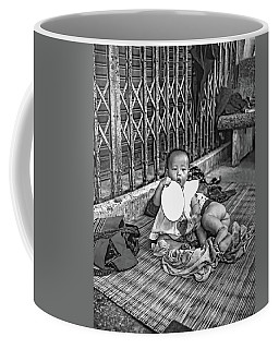 Teething Toy Bw Coffee Mug