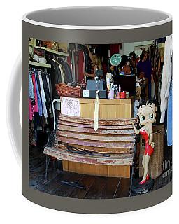 Coffee Mug featuring the photograph Tel Aviv Flea Market by PJ Boylan