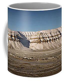 Tempelfjord Svalbard Coffee Mug