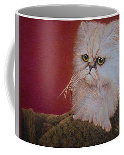 Tempest In A Teacup Coffee Mug