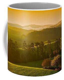 Smokey Mountain Sunrise Coffee Mug