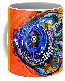 Tenured Acrimonious Fish Coffee Mug