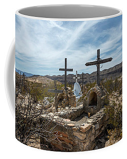 Terlingua Cemetery Coffee Mug