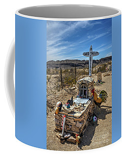Terlingua Grave Coffee Mug
