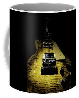 Honest Play Wear Tour Worn Relic Guitar Coffee Mug