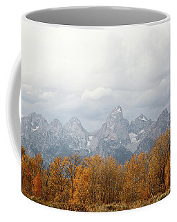 Teton Foliage Coffee Mug