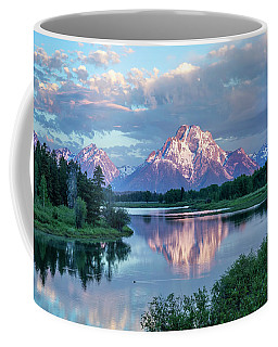 Teton Oxbow Bend  Coffee Mug