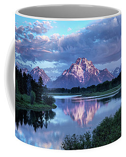 Teton Oxbow Morning 9087 Coffee Mug