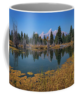 Tetons Majesty Coffee Mug